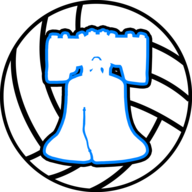 Philly Volleyball Logo